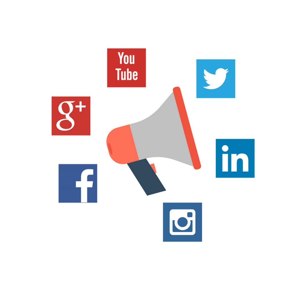 oglasavanje na društvenim mrezama grafika